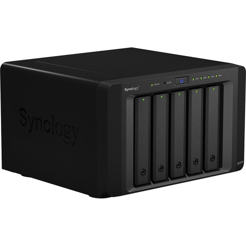 Synology DiskStation DS1515+ 10TB (5 x 2TB) 5-Bay NAS Server Kit