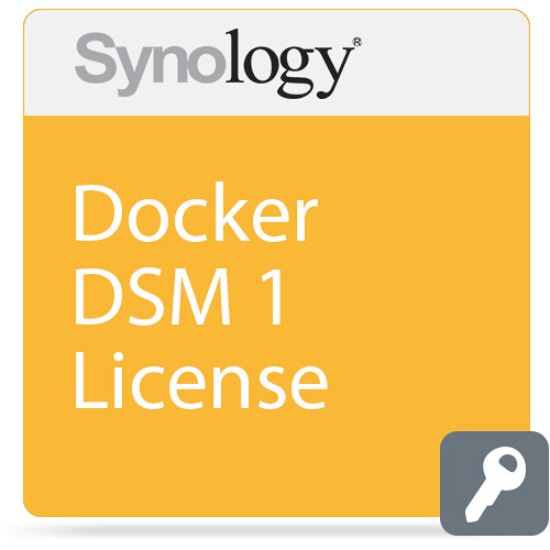 Synology 1-Year License Pack for Docker DSM