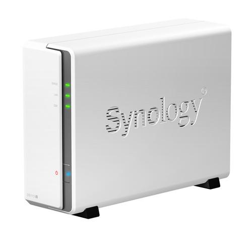 Synology DiskStation DS115j 3TB Single-Bay NAS Server