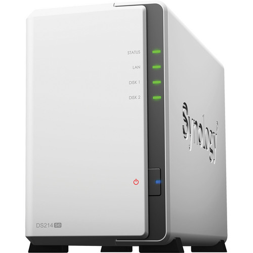 Synology DS214se DiskStation Personal NAS Server