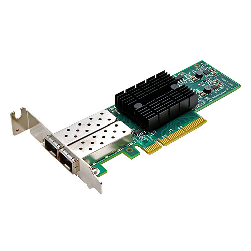 Synology Dual-Port 10 Gigabit SFP+ PCIe 3.0 x8 Ethernet Adapter