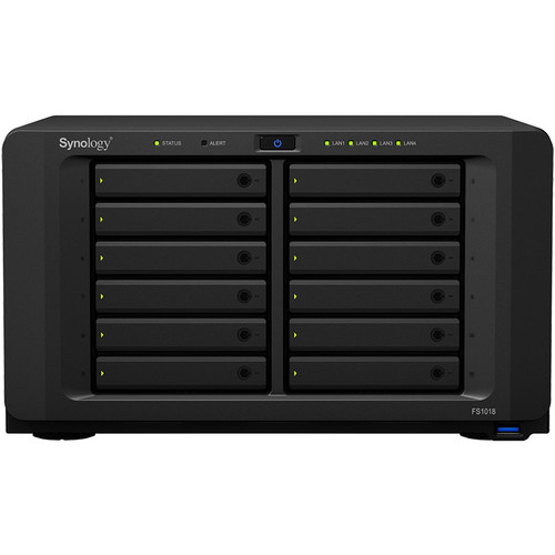 Synology FlashStation FS1018 12-Bay NAS Enclosure