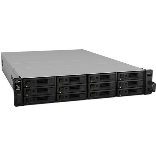 Synology RackStation RS18016xs+ 12-Bay NAS Enclosure