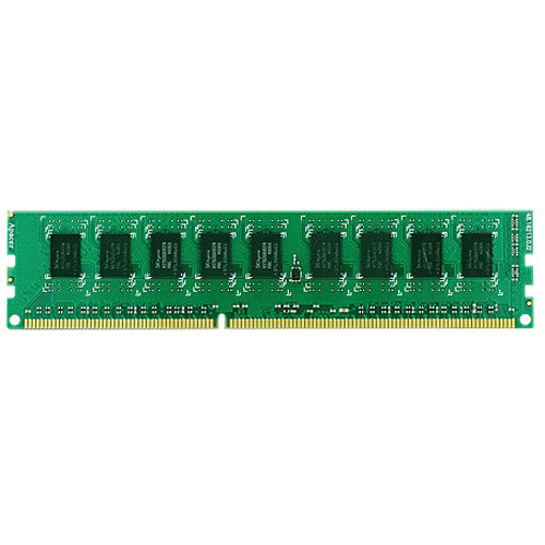Synology 16GB DDR3 1600 MHz DIMM Memory Module Kit (2 x 8GB)
