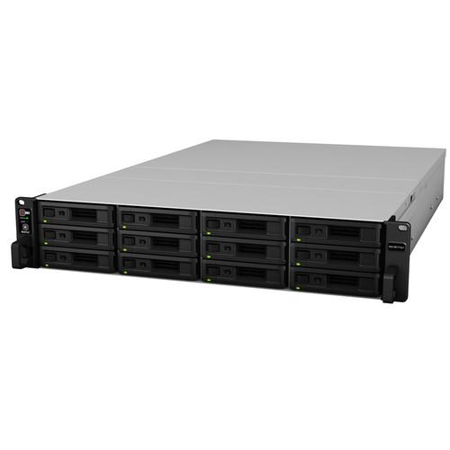 Synology RackStation RS18017xs+ 12-Bay NAS Enclosure