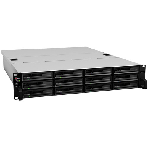 Synology Rackstation RS3614xs 12-Bay NAS Server