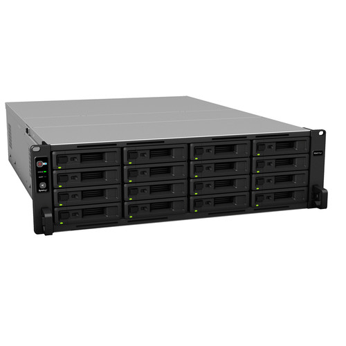 Synology RackStation RS4017xs+ 16-Bay NAS Enclosure