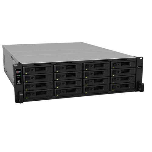 Synology RackStation RS4017xs+ 16-Bay NAS Enclosure