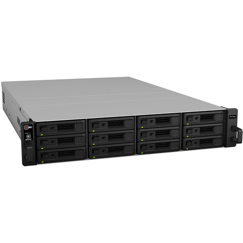 Synology RX1216sas 12-Bay Storage Expansion Enclosure