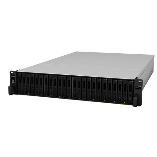 "Synology RX2417sas 24-Bay 2.5"" SAS/SATA Expansion Chassis for RS18017xs+"