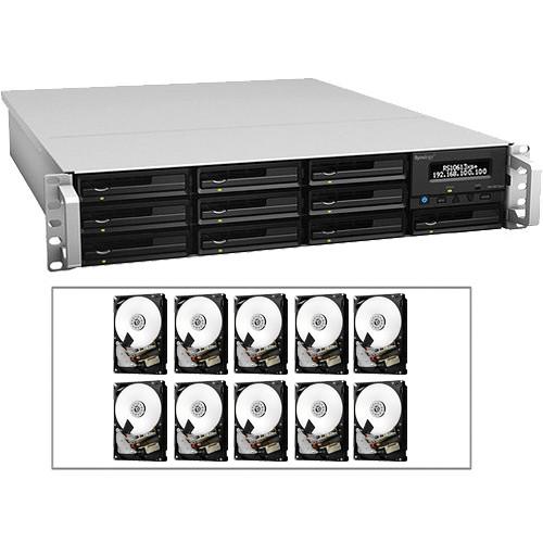 Synology Synology RS10613xs+ RackStation Kit
