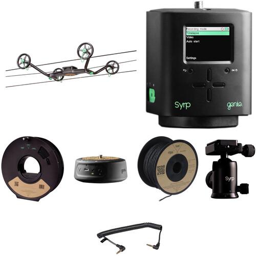Syrp Slingshot Motion Control Track & Pan 328 ft Kit