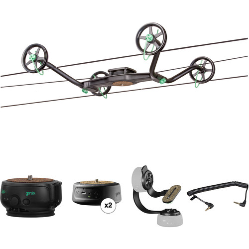 Syrp Slingshot 3-Axis 82' Motion-Controlled Cable Cam Time-Lapse Kit