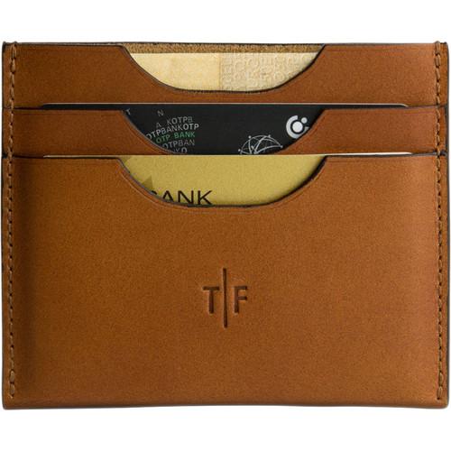 T. Forevers Minimalist Wallet (Rum)