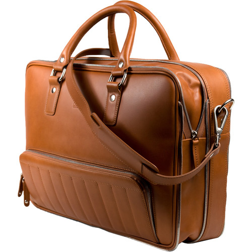 T. Forevers 48Hr Classic 2.0 Briefcase (Rum)