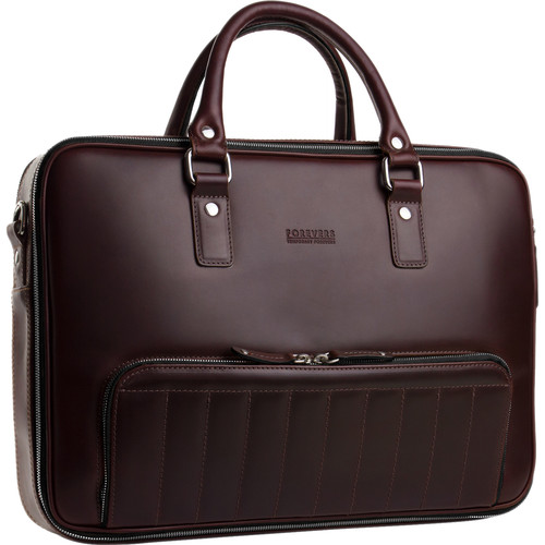 T. Forevers 48HR Switch Briefcase/Backpack (Vintage Leather)