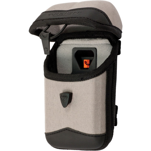 T-REIGN ProCase Pac with Retractable Tether (Large, Gray)