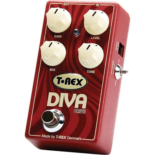 T-REX Diva Drive Versatile Premium Overdrive