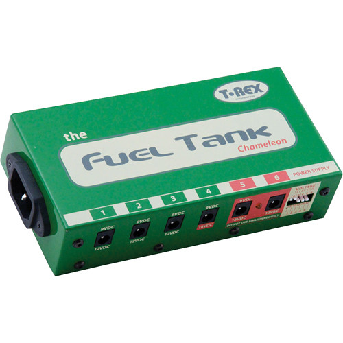 T-REX Fuel Tank Chameleon Power Supply (5 Outputs)