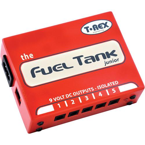 T-REX T-REX Fuel Tank Junior 9V Power Supply (5 Outputs)