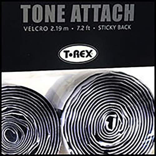 T-REX Tone Attach Hook-and-Loop Fastener (7.2')