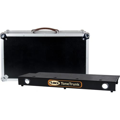 "T-REX T-Rex Engineering ToneTrunk 56 Pedal Board & Road Case (22.1 x 12.4"")"