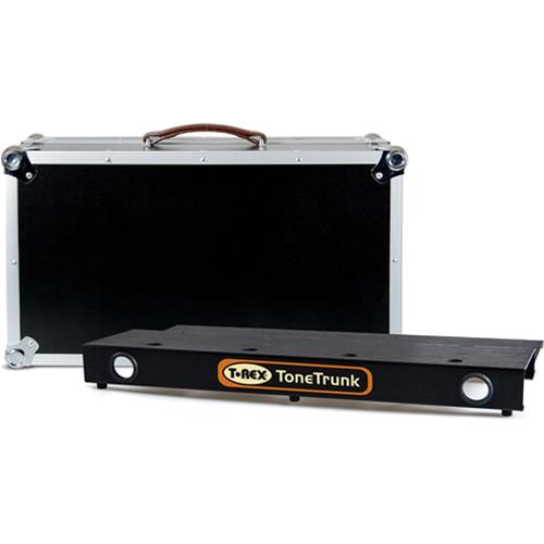 T-REX ToneTrunk 56 Pedalboard & Road Case