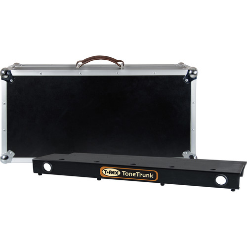"T-REX T-Rex Engineering ToneTrunk 70 Pedal Board & Road Case (27.6 x 12.4"")"