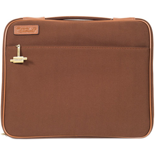 """TaboLap Workstation Laptop Case for up to 13"""" Device (Neoprene, Maple)"""