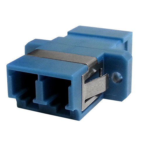 Tactical Fiber Systems LC Inline Cable Coupler - 2 Fibers