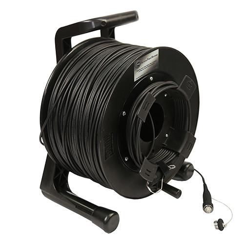 Tactical Fiber Systems TFS Magnum Hybrid Tactical Fiber Cable Reel (1000')