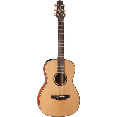 Takamine CP3NYK Pro Series 3 12-Fret New Yorker Acoustic/Electric Guitar with Case