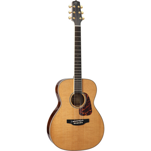 Takamine CP7MO TT Thermal Top Series Acoustic/Electric Guitar with Case