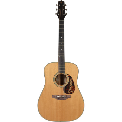 Takamine EF340S TT Thermal Top Series Acoustic/Electric Guitar with Case