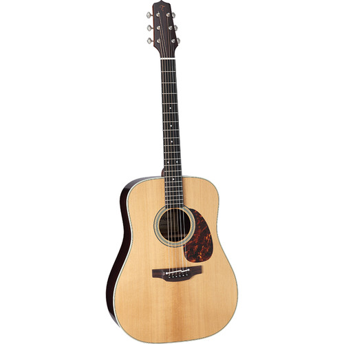 Takamine EF360S TT Thermal Top Series Acoustic/Electric Guitar with Case