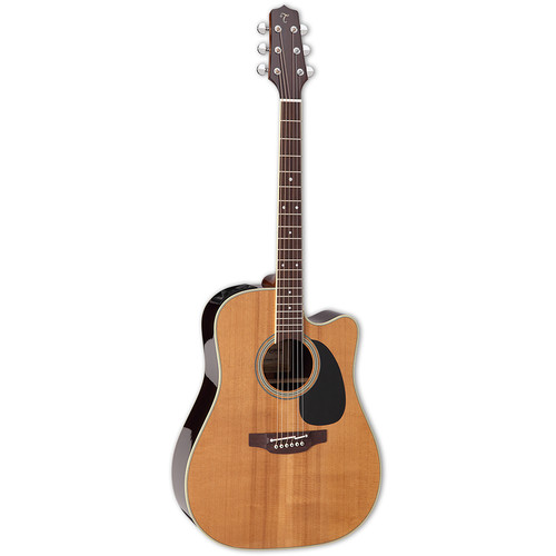 Takamine EF360SC TT Thermal Top Series Acoustic/Electric Guitar with Case (Single Cutaway)