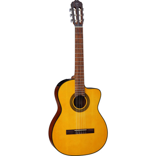 Takamine GC1CE G Series Acoustic/Electric Classical Guitar (Natural)