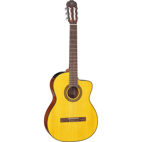 Takamine GC3CE G Series Acoustic/Electric Classical Guitar (Natural)