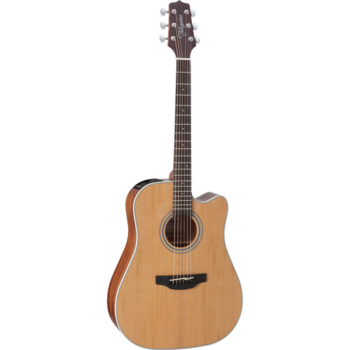 Takamine GD20CE G Series Dreadnought Acoustic/Electric Guitar (Natural Satin)