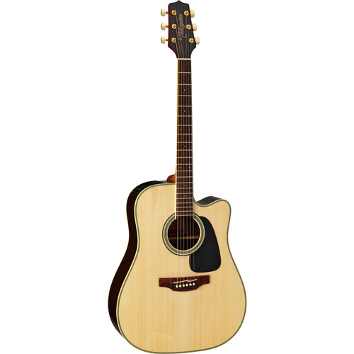 Takamine GD51CE G Series Dreadnought Acoustic/Electric Guitar (Natural)