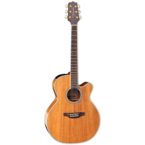 Takamine GN77KCE G Series Acoustic/Electric Guitar (Natural Gloss)