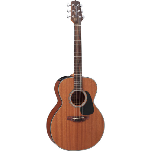 Takamine GX11ME-NS G Series Taka-Mini 3/4-Size Acoustic/Electric Guitar (Natural Satin)
