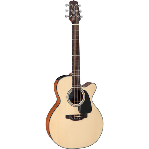 Takamine GX18CE-NS G Series Taka-Mini 3/4-Size Acoustic/Electric Guitar (Natural Satin)