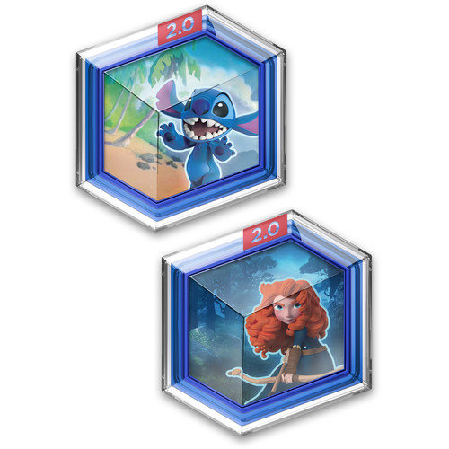 Disney Toy Box Game Discs Infinity 2.0 (Disney Series)