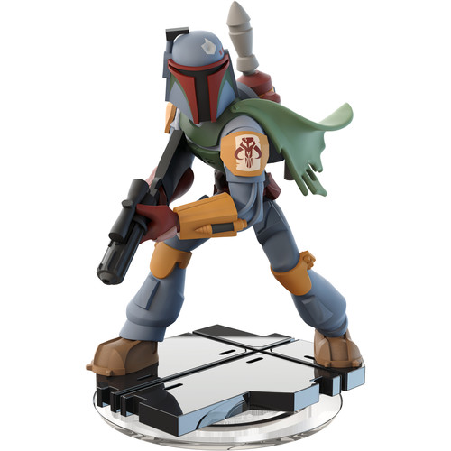 Disney Boba Fett Infinity 3.0 Figure (Star Wars Series)