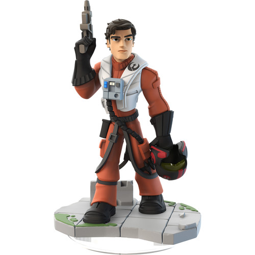 Disney Poe Dameron Infinity 3.0 Figure (Star Wars Series)