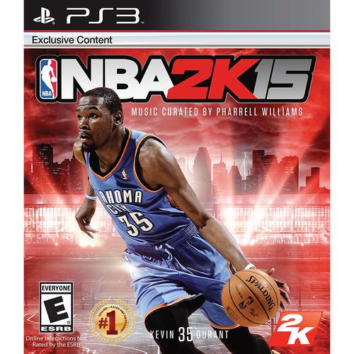 Take-Two NBA 2K15 (PS3)