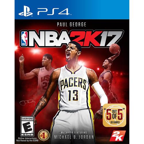 Take-Two NBA 2K17 (PS4)