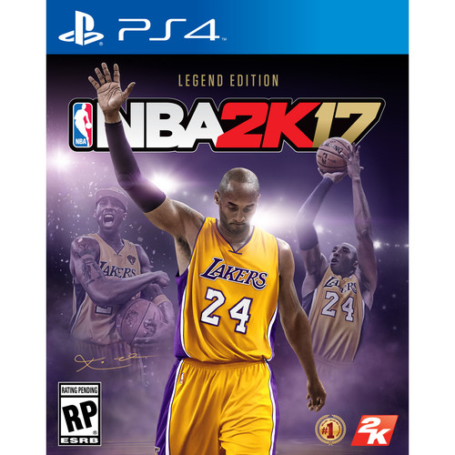 Take-Two NBA 2K17 Legend Edition (PS4)