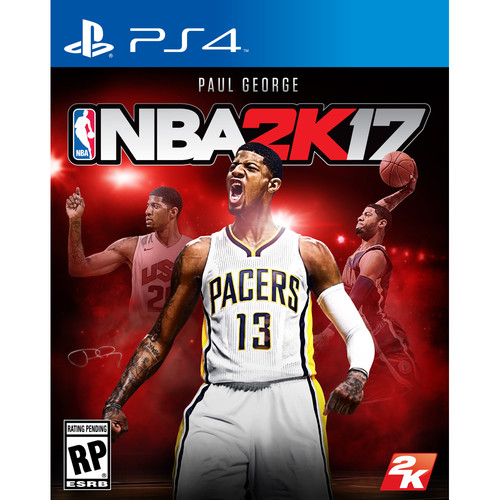 Take-Two NBA 2K17 Early Tip-Off Edition (PS4)